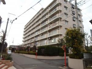 ★新規内装リフォーム済みマンションのご紹介です。「藤和シティーコープ取手」!! 8階建ての2階部分です。